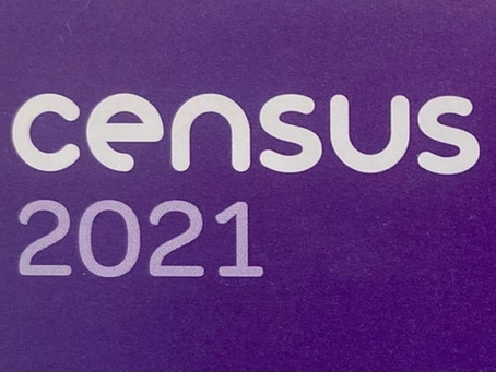 The Census is taking place on the 21st March 2021