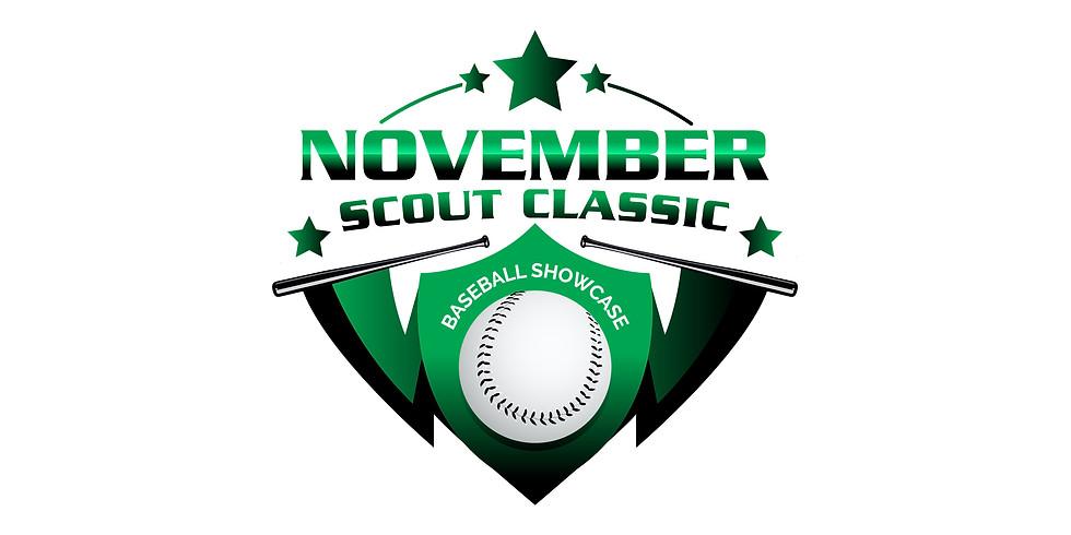 November Scout Classic Tournament