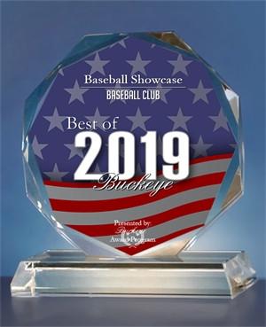 Baseball Showcase receives Best of Award 2019