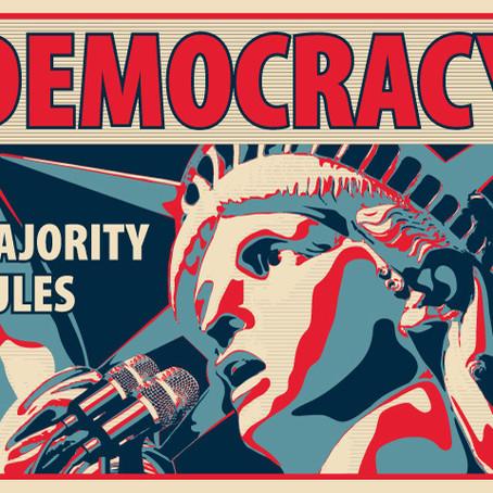 O que é ditadura da maioria?