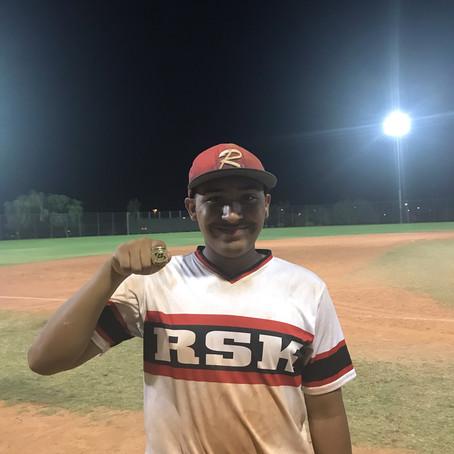 Juarez's bat helps 16U World Series Championship