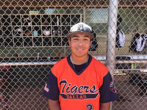 13-year-old Estrada solid in 16U championship game