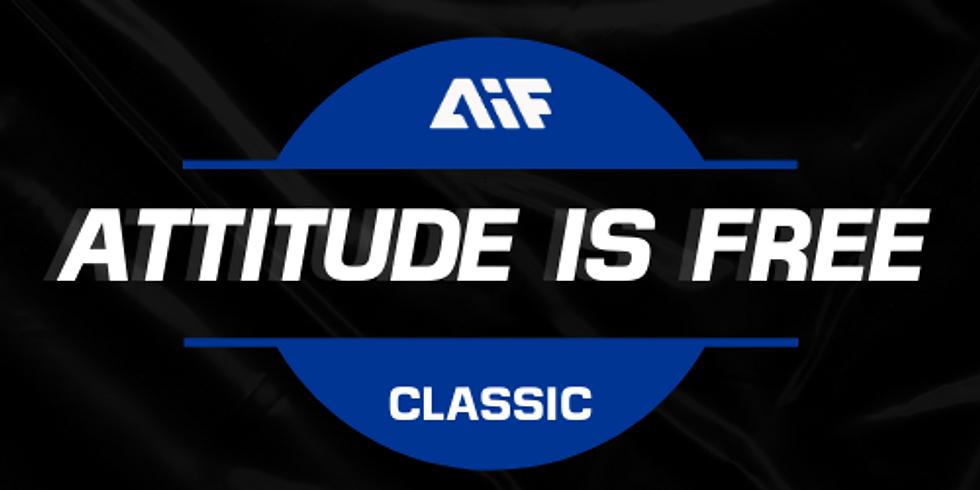 Attitude Is Free Classic