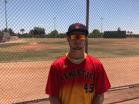 Armstrong goes 3-3 in 18U quarterfinals