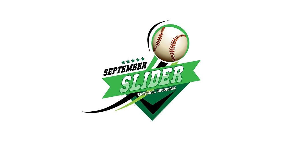 September Slider Tournament