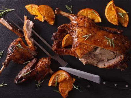 Recipe of the Week: Duck a l'Orange