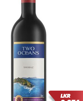 Everything you need to know about Two Oceans Shiraz 2018