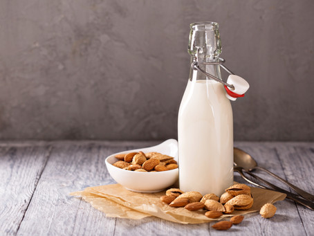 10 benefits of almond milk you should knoW