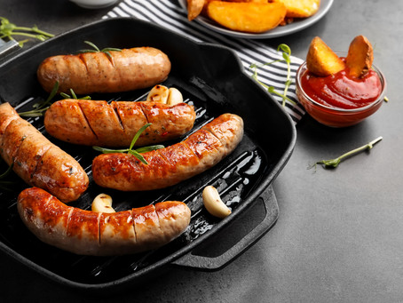 3 things to do with pork sausages