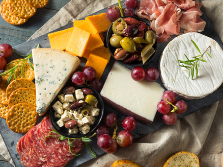 WHAT TO PUT ON A CHEESE PLATE