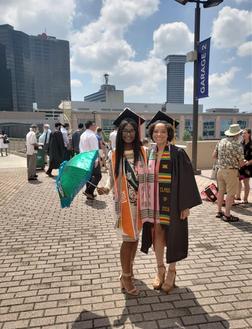 Omicron Psi Graduates