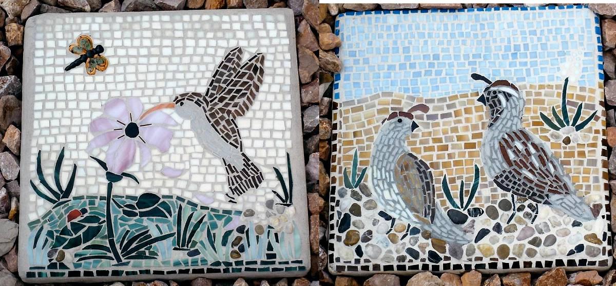 Stepping Stones by Evaleen Kilkuskie
