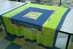 blanket by Sandy Watkins