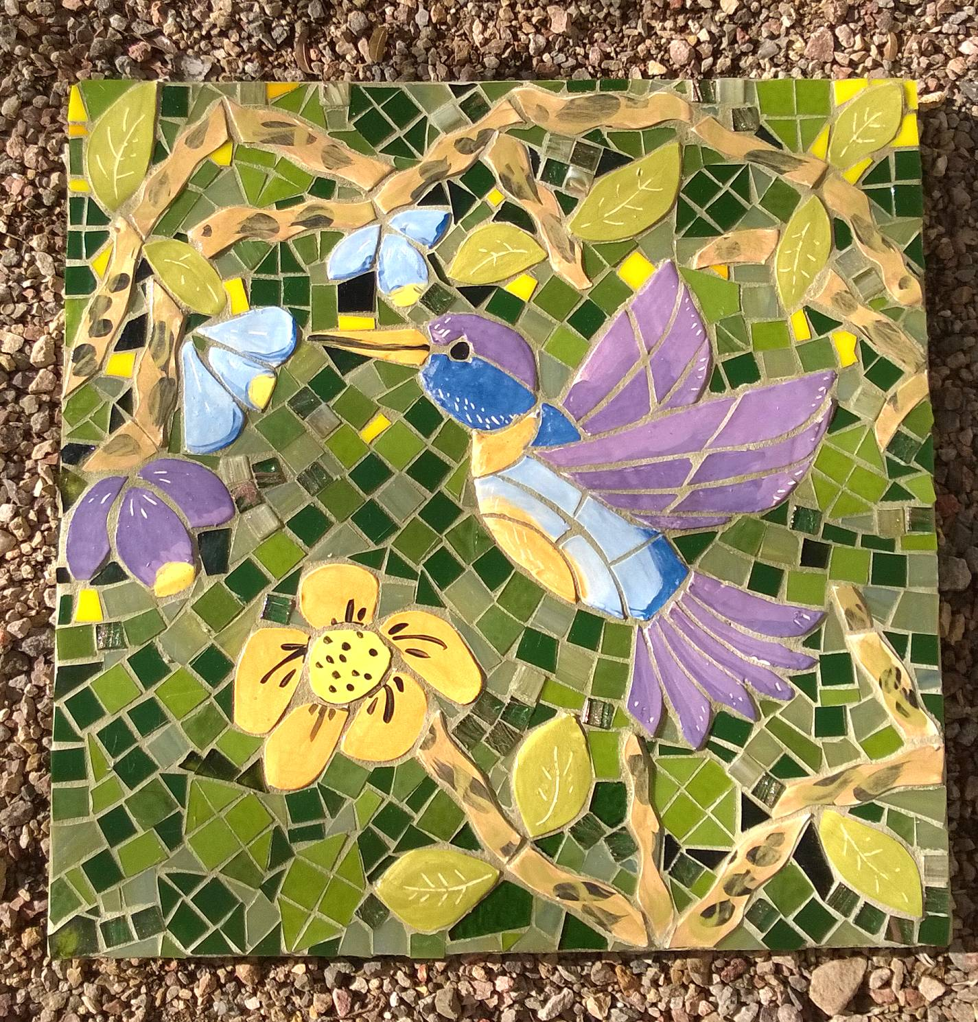 ceramic & glass by Marcea Reid