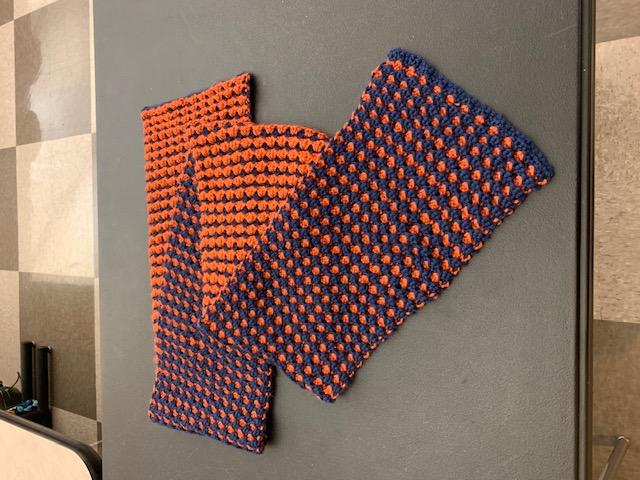 Tunisian Crochet by Jo Morris 2019