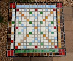 Scrabble by Lennette Horton