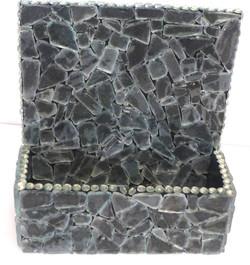Mosaic Box by Franki Roizman