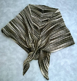 Shawl by Mabel Quinto