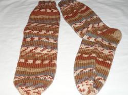 Socks by Mabel Quinto