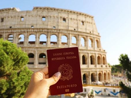 A cidadania italiana abre portas para várias oportunidades