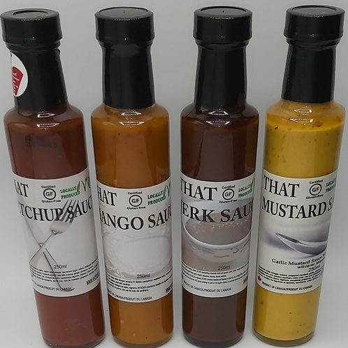 Hot Soss Products