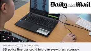 Daily Mail: Interactive face matching (free to read paper here)
