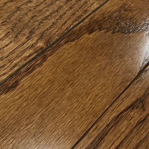 """2 1/4"""" Oak Saddle Hardwood"""