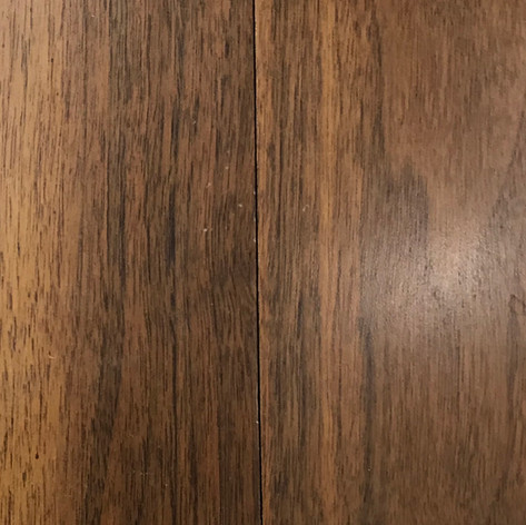 "3"" Shamrock Walnut Hardwood"