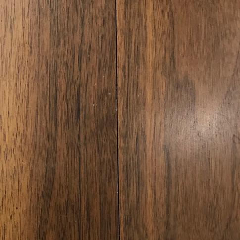"""3"""" Shamrock Walnut Hardwood"""