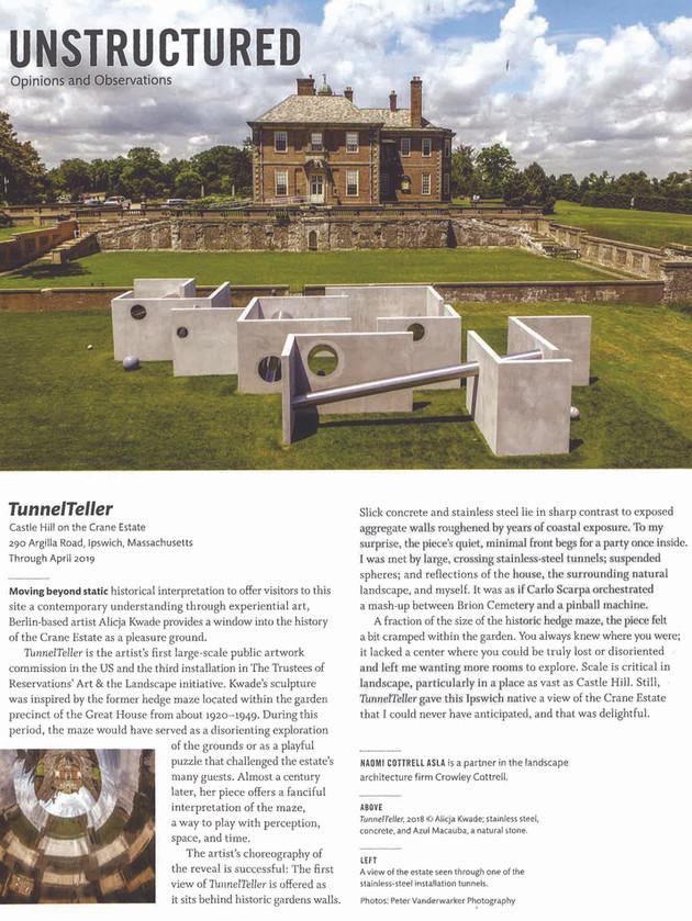 Architecture Boston Magazine