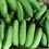 Thumbnail: Fresh green Bananas (Matooke)