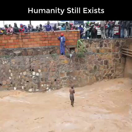 Humanity at its best!!