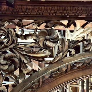 Corpus Christi College Chapel, Oxford.