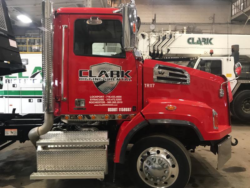 clark-truck