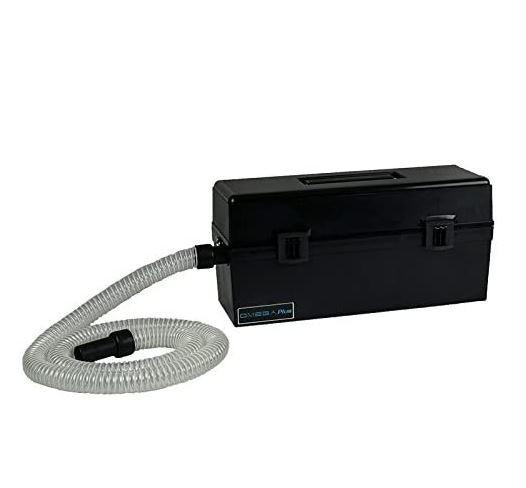 Ultra-Low Particulate Air (ULPA) Vacuum
