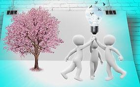 idée projet direction équipe management