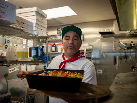 Unable to seat diners, Las Vegas restaurants in survival mode