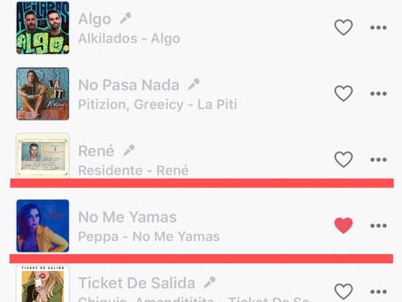 Congratulations to Pepa for being added to the Radio Latino Playlist on Deezer!