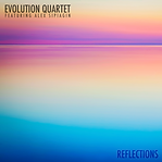 EQ Reflections Album Dark Grey Band Name