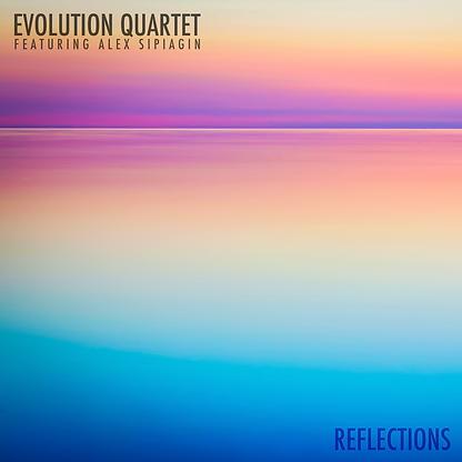 EQ Reflections Album Dark Grey Band Name
