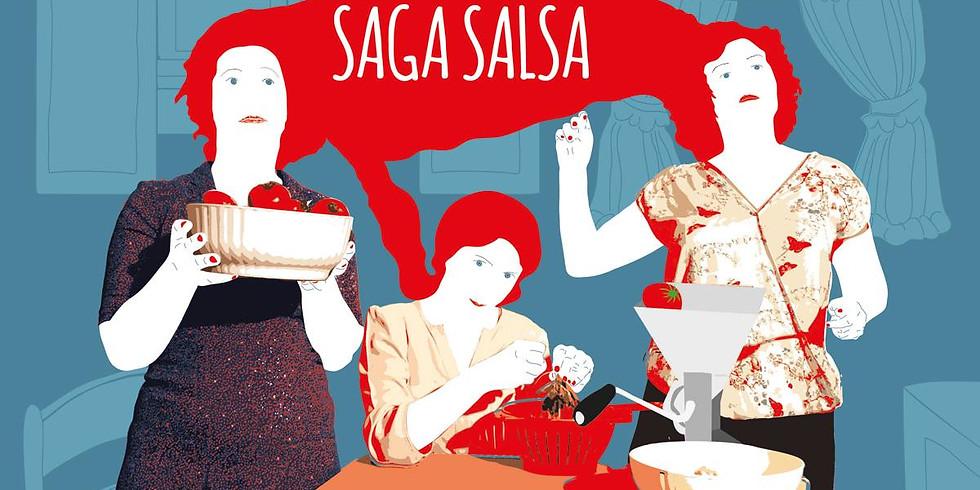 Saga Salsa -Terzo Appuntamento