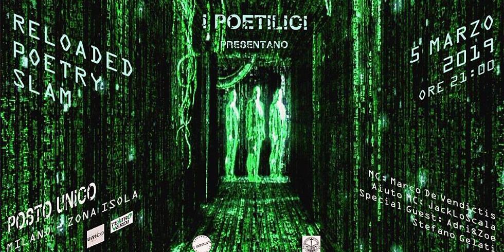 Reloaded Poetry Slam