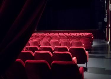 Sala del Teatro Verdi