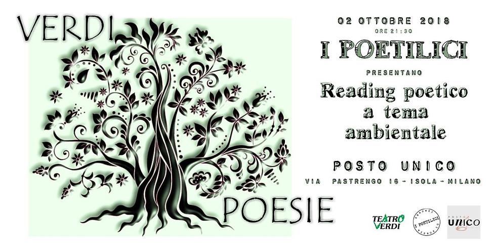 Verdi Poesie - I Poetilici