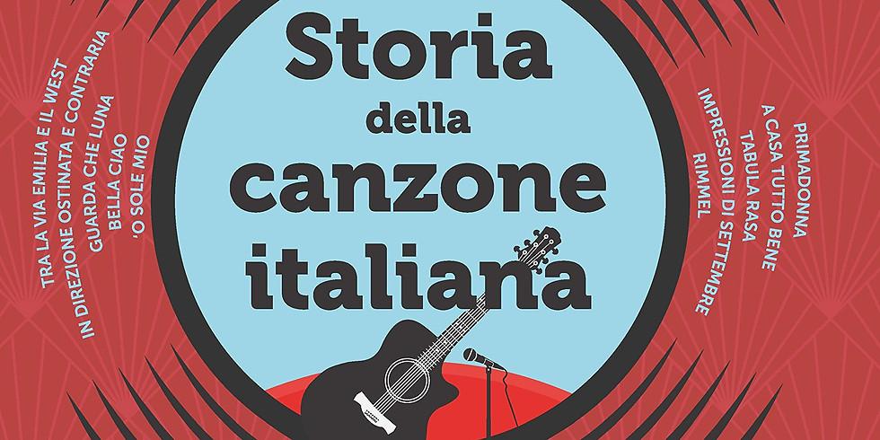 Roberto Caselli presenta Storia Della Canzone Italiana