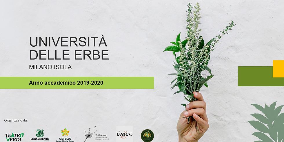 Università delle Erbe a Posto Unico