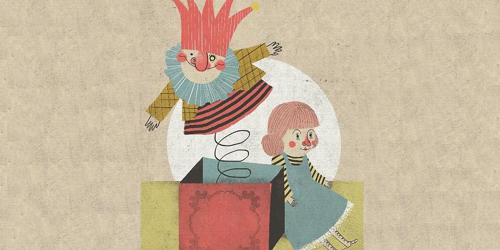 Il guardiano e il buffone ossia Rigoletto (che ride e piange) Domenica 6 Dicembre