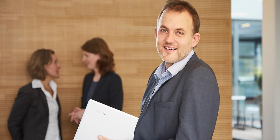 Impulsvortrag und Promotionsfeier - Peter Behrendt