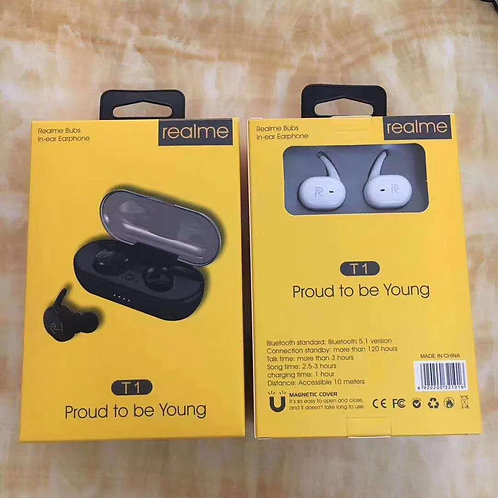 RealMe T1 Mastercopy Earbuds