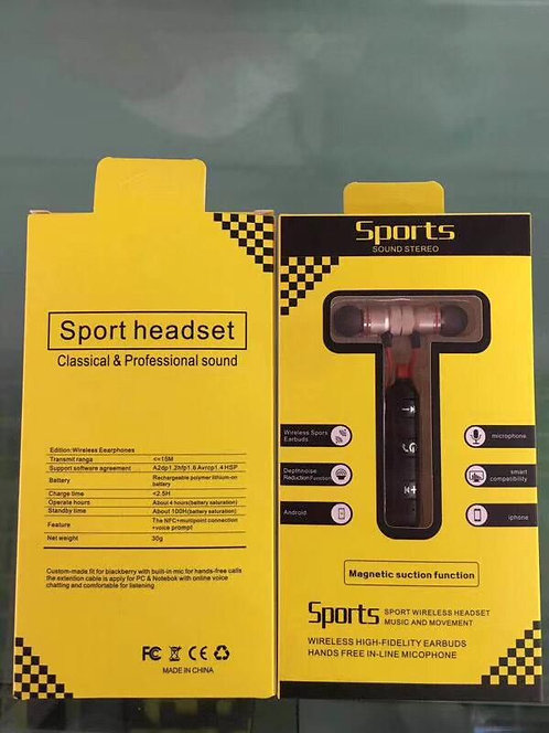 Sports Bluetooth Headset with mic Wholesale Price